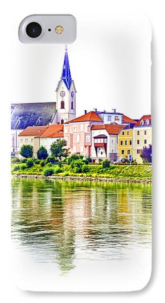 Danube Village Phone Case by Dennis Cox WorldViews