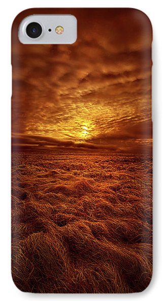 IPhone Case featuring the photograph Dare I Hope by Phil Koch