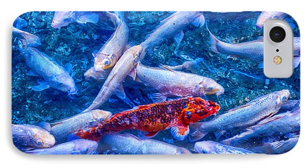 Dare To Stand Out IPhone Case by Swank Photography