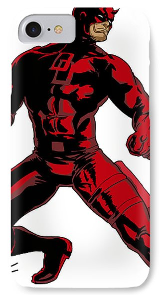 Daredevil Phone Case by Robert Massetti