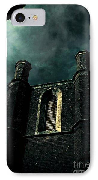 Dark Castle IPhone Case by Jorgo Photography - Wall Art Gallery