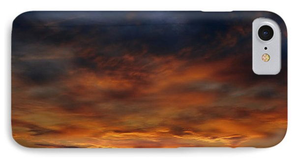 Dark Clouds Phone Case by Michal Boubin