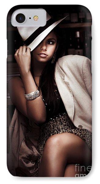 Dark Fashion IPhone Case