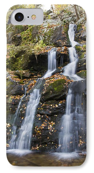 Dark Hollow Falls Shenandoah National Park Phone Case by Pierre Leclerc Photography