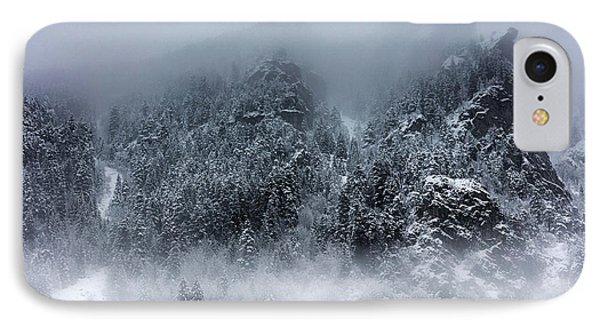 Dark Mountain Phone Case by Evgeni Dinev