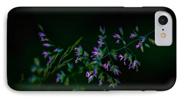 IPhone Case featuring the photograph Dark Pink by Michaela Preston