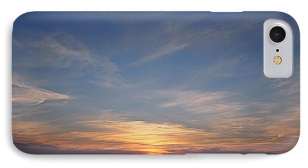 IPhone Case featuring the photograph Dark Sunrise by  Newwwman