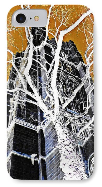 Dark Tower Phone Case by Sarah Loft