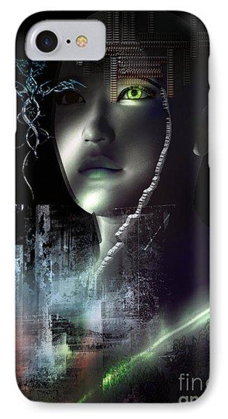 Dark Visions IPhone Case by Shadowlea Is