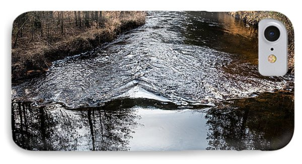 Dark Waters IPhone Case by Glenn DiPaola