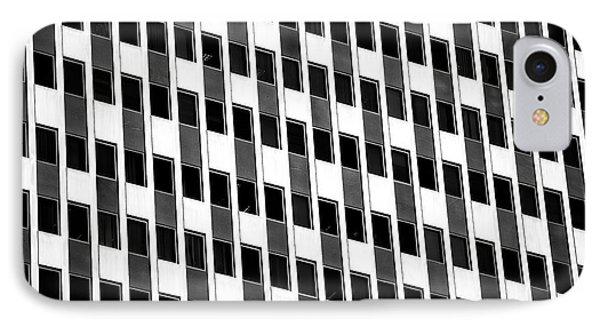 Dark Windows IPhone Case by John Rizzuto