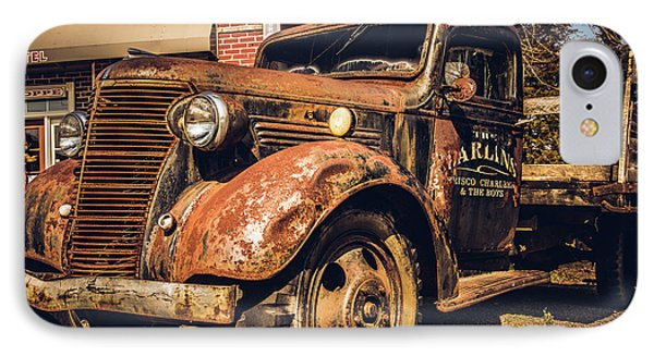 Darlins In Mayberry IPhone Case by Cynthia Wolfe