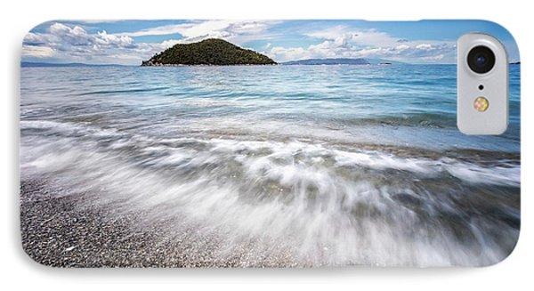 Dasia Island Phone Case by Evgeni Dinev
