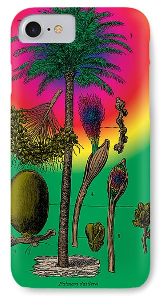 Date Palm Phone Case by Eric Edelman