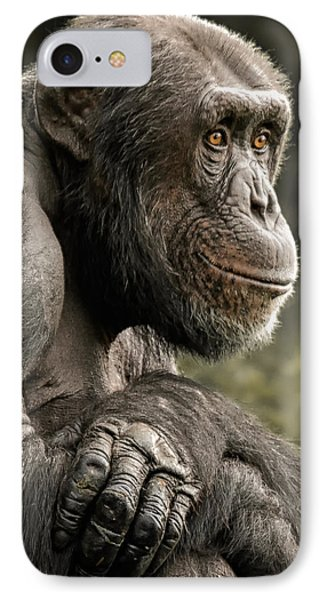 IPhone Case featuring the photograph Dave by Chris Boulton
