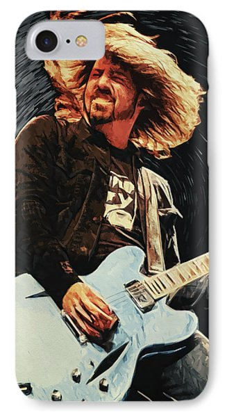 Dave Grohl IPhone 7 Case