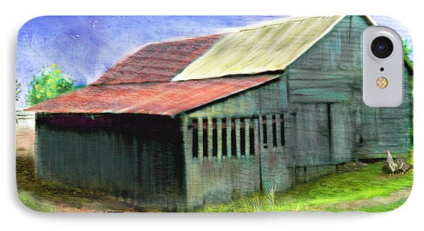 Dave's Barn IPhone Case
