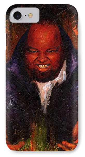 David C. Hayes Phone Case by Sean Seal