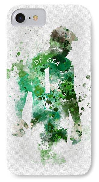 David De Gea IPhone Case
