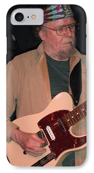 IPhone Case featuring the photograph David Nelson by Susan Carella