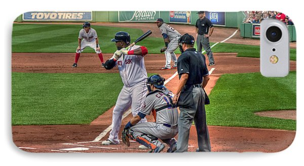 David Ortiz - Bostonn Red Sox IPhone Case