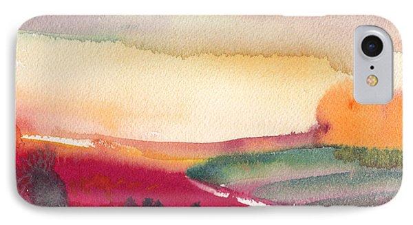 Dawn 12 IPhone Case by Miki De Goodaboom