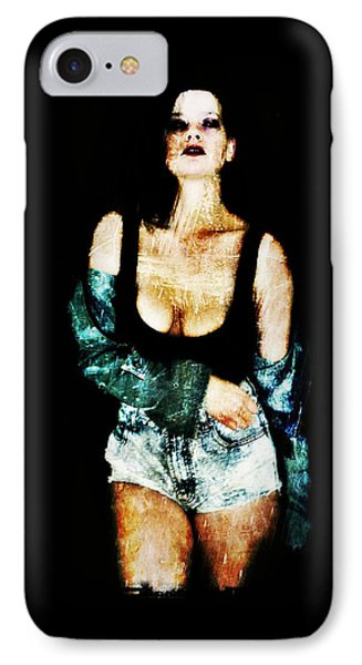 IPhone Case featuring the digital art Dawn 2 by Mark Baranowski