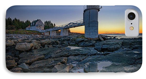 Dawn At Marshall Point IPhone Case