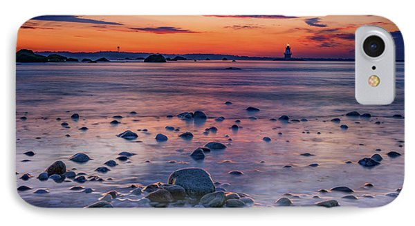 Dawn At Orient Point IPhone Case