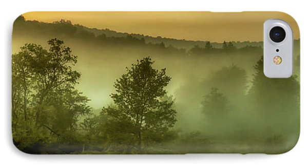 IPhone Case featuring the photograph Dawn At Wildlife Management Area by Thomas R Fletcher
