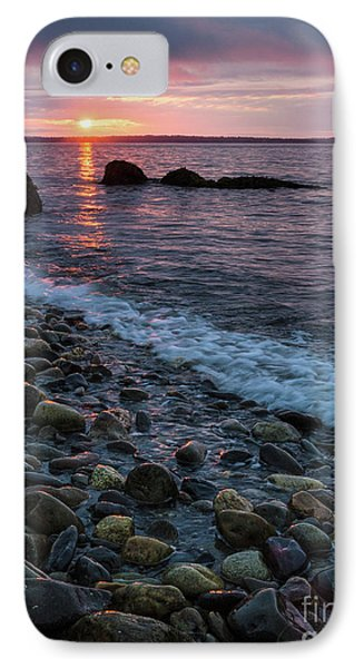 Dawn, Camden, Maine  -18868-18869 IPhone Case