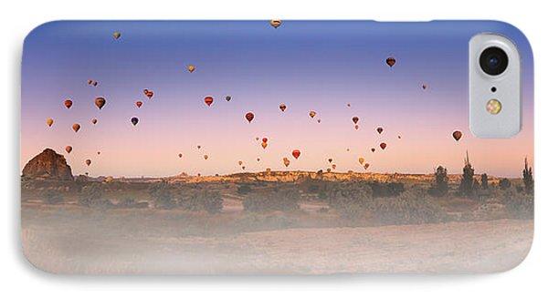 Dawn, Cappadocia Phone Case by Marji Lang