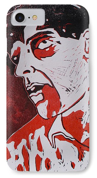 Dawn Of The Dead Print 4 IPhone Case by Sam Hane