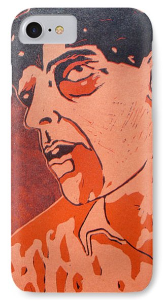 Dawn Of The Dead Print 5 IPhone Case by Sam Hane
