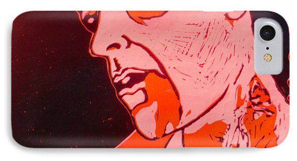 Dawn Of The Dead Print 6 IPhone Case by Sam Hane