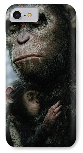 Dawn Of The Planet Of The Apes IPhone Case