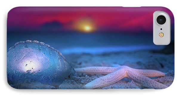 IPhone Case featuring the photograph Dawn Of The Warriors by Mark Andrew Thomas