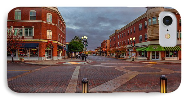 Dawn On Park Street IPhone Case