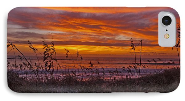 Dawn On The Dunes IPhone Case by John Harding