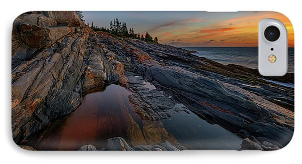 Dawn Over Pemaquid Point IPhone Case
