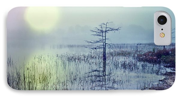 Dawn Over The Glade IPhone Case by Debra and Dave Vanderlaan