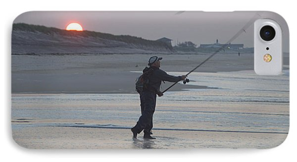 IPhone Case featuring the photograph Dawn Patrol by Newwwman