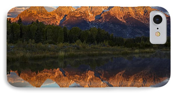 Dawning Drama IPhone Case by Mike Lang