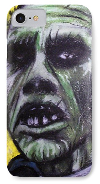 Day Of The Dead - Bub IPhone Case by Sam Hane