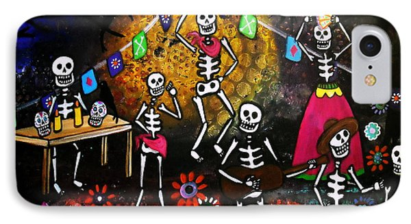 Day Of The Dead Festival IPhone Case