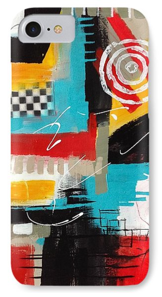 Day Six...30 In 30 Challenge  IPhone Case by Suzzanna Frank