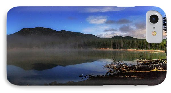 IPhone Case featuring the photograph Daybreak At Sparks Lake by Cat Connor
