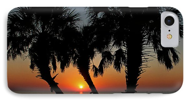 IPhone Case featuring the photograph Daybreak by Judy Vincent