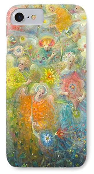 Daydream After The Music Of Max Reger IPhone 7 Case