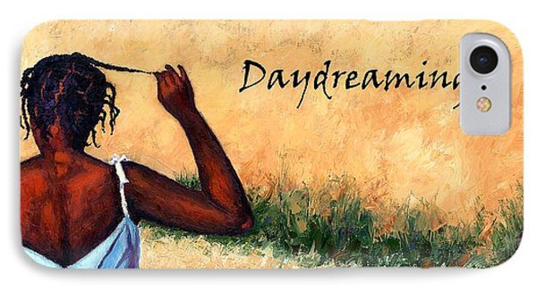 Daydreaming In Haiti IPhone Case by Janet King